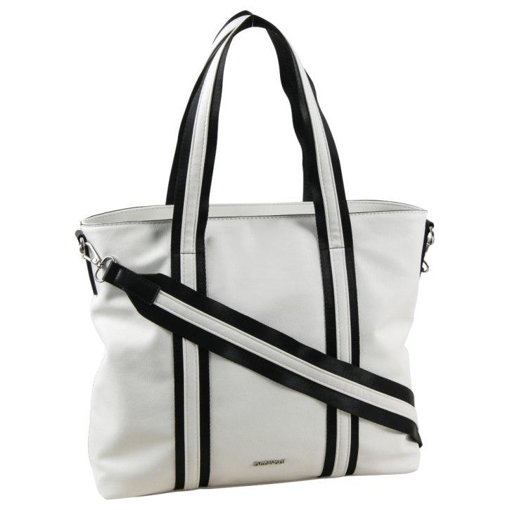 Luna II Shopper white