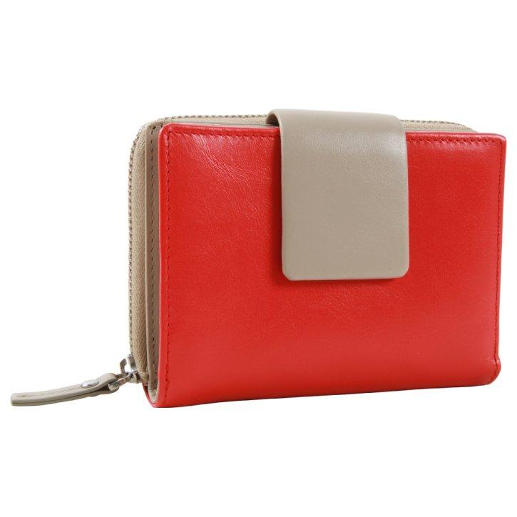 MAITRE DIETHILDE coral purse SOHREN