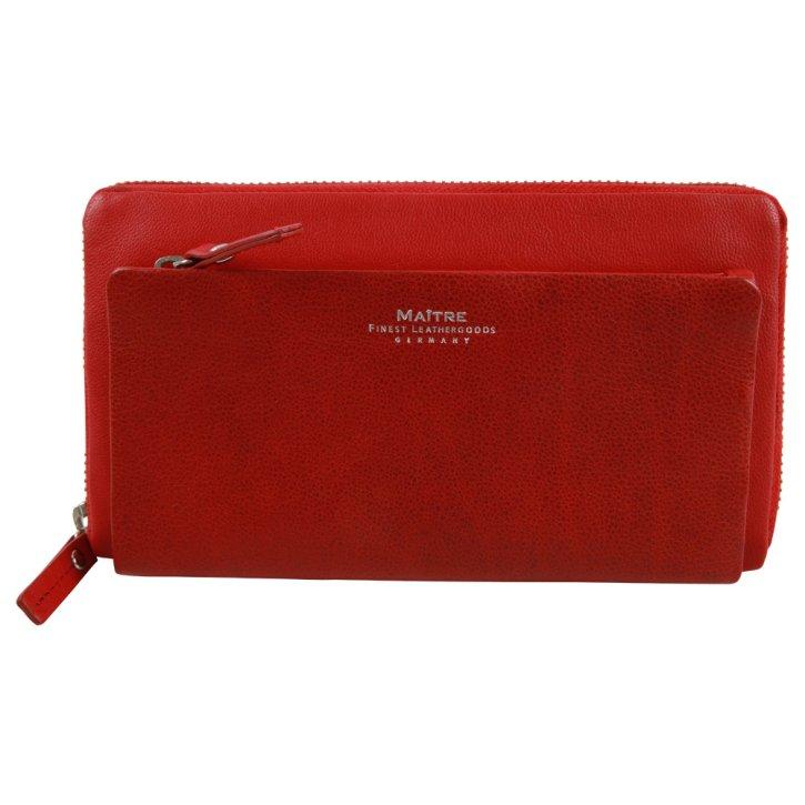Simmern Dietrun Portemonnaie red