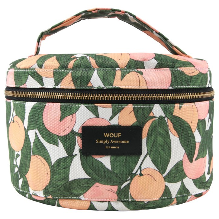 XL BEAUTY Kosmetiktasche peach