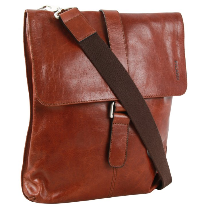 Picard  BUDDY Herrentasche cognac