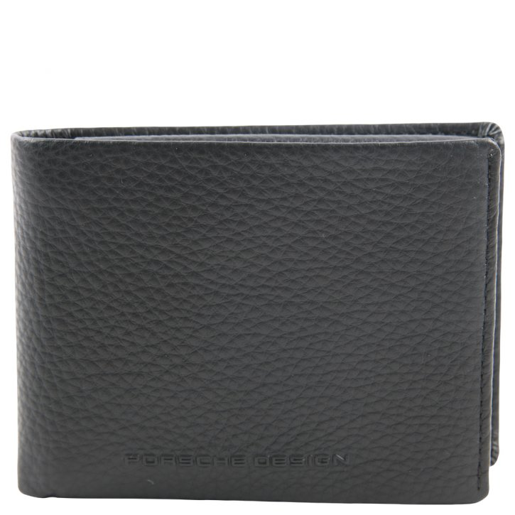 Porsche Design Billfold H4 Cervo 2.1 Herrenbörse black