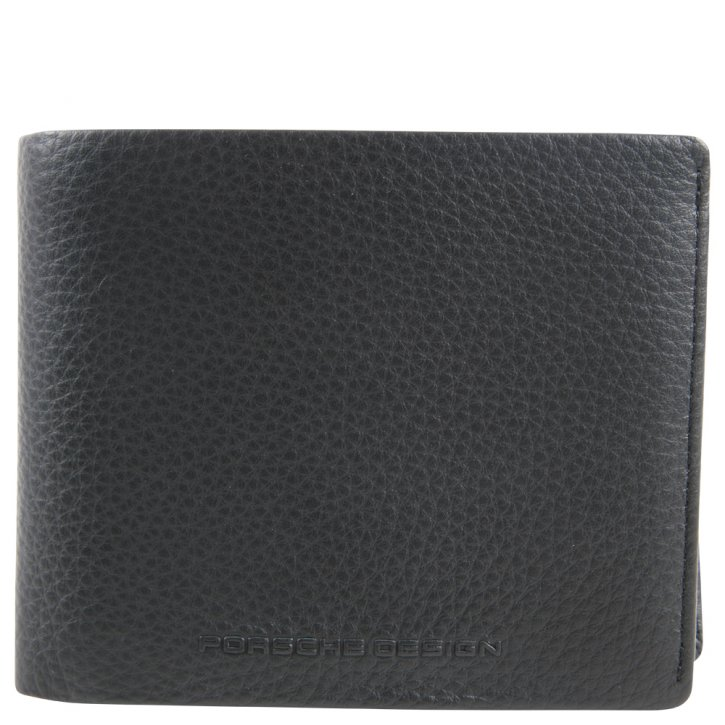 Porsche Design Billfold H9 Cervo 2.1 black