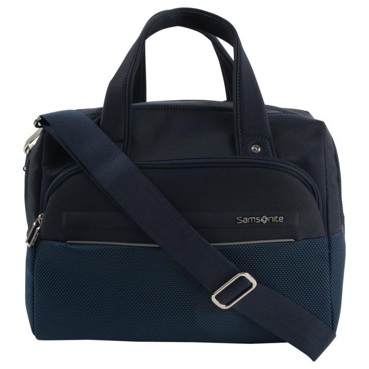 Samsonite B-LITE ICON dark blue beauty case