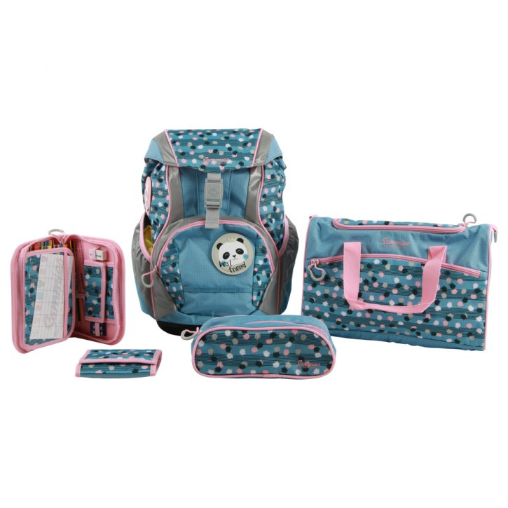 Samsonite Ergofit Set 2.0 cat confetti
