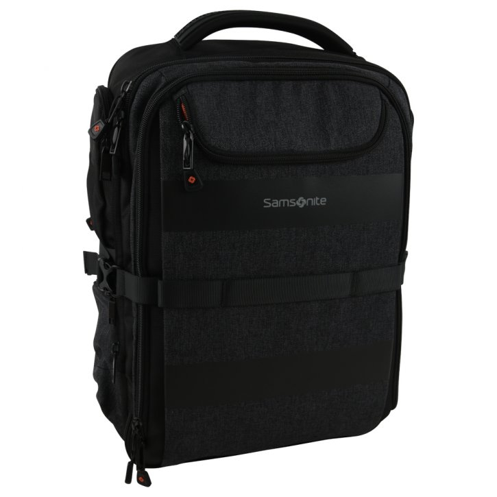"Samsonite Bleisure 15.6"" overnight/anthracite"
