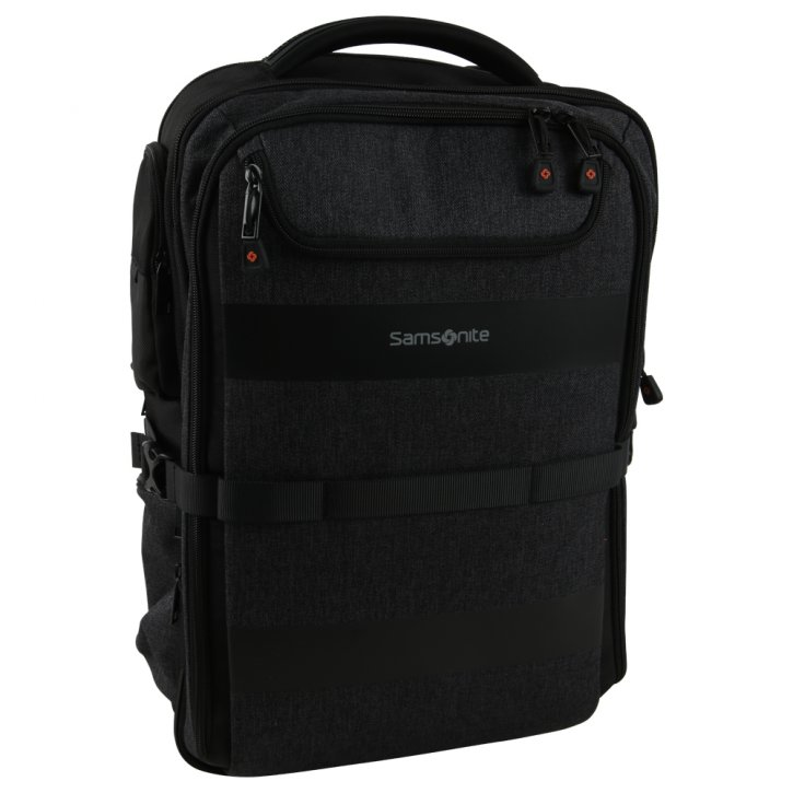 Samsonite Bleisure 17.3 Exp. Overnight + Anthracite