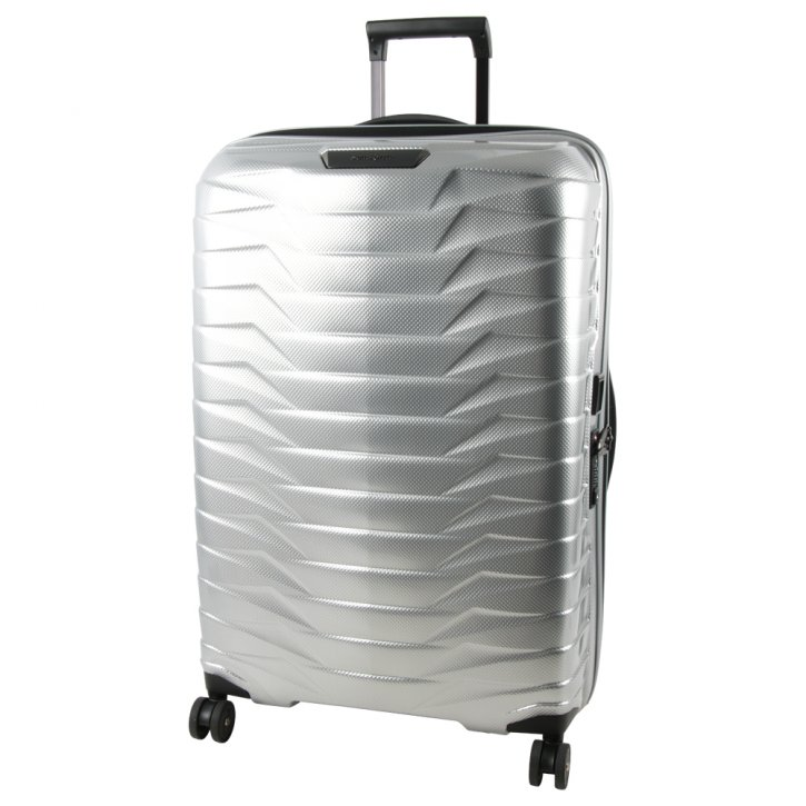 Samsonite PROXIS Spinner 75/28 silver