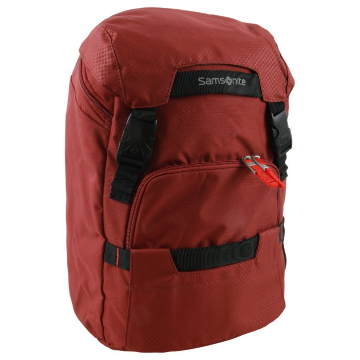 Sonora Laptop Backpack M barn red