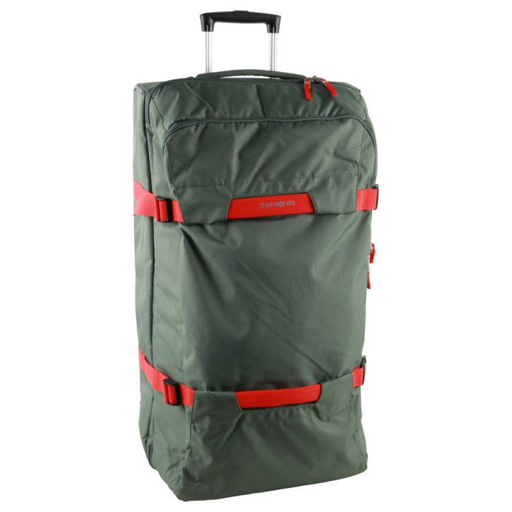Sonora Duffle 82/31 thyme green