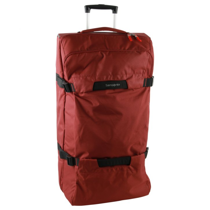 Sonora Duffle 82/31 barn red