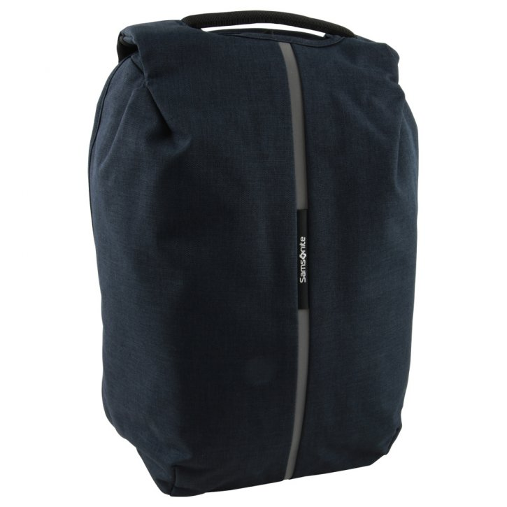 "Samsonite Securipak S Backpack 15.6"" eclipse blue"