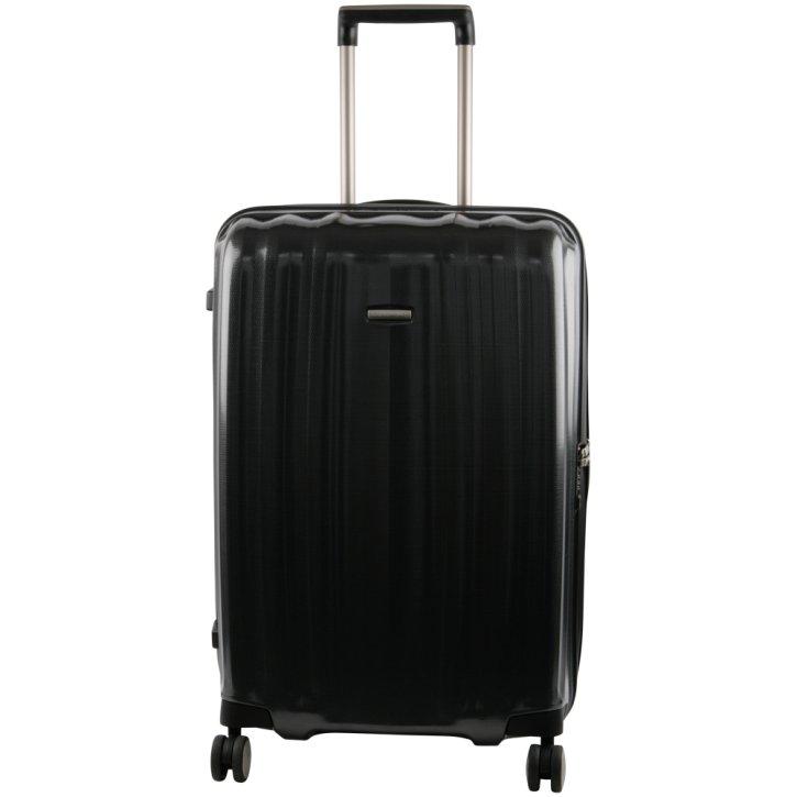 Samsonite Curv-Schalenkoffer Lite-Cube 76/28 Trolley graphite
