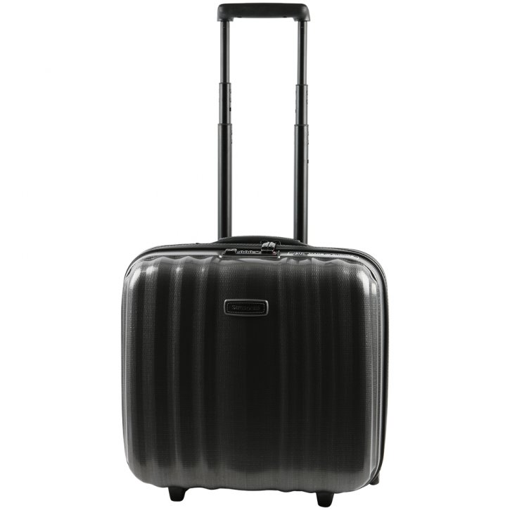 Samsonite Lite Cube DLX Roll Tote Mobile Office grey