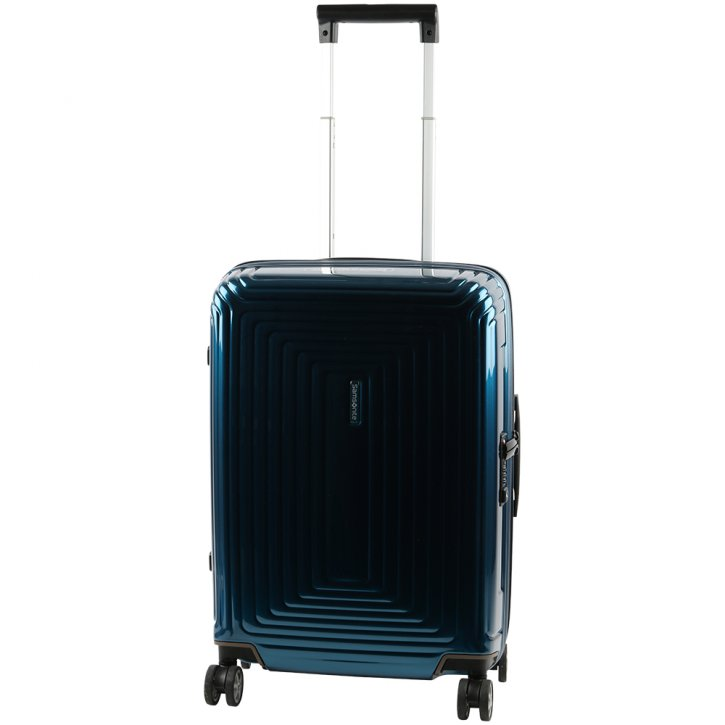 Schalenkoffer Neopulse 55/20 Metallic Blue