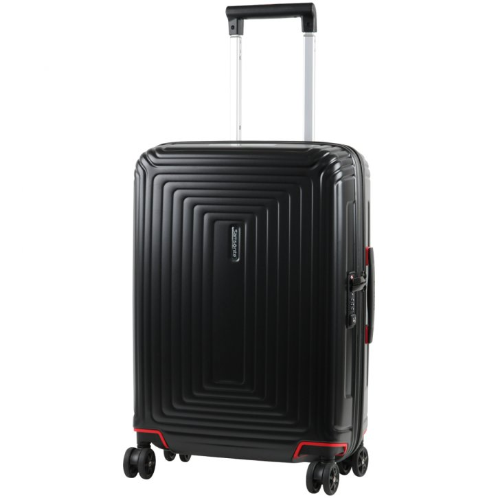 Samsonite Schalenkoffer Neopulse 55/20 matte black