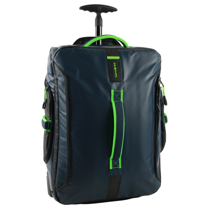 Paradiver S-Cabin 55/20 night blue/fluo green