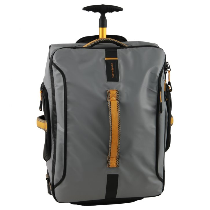 Paradiver Duffle Backpack55/20 grey yellow
