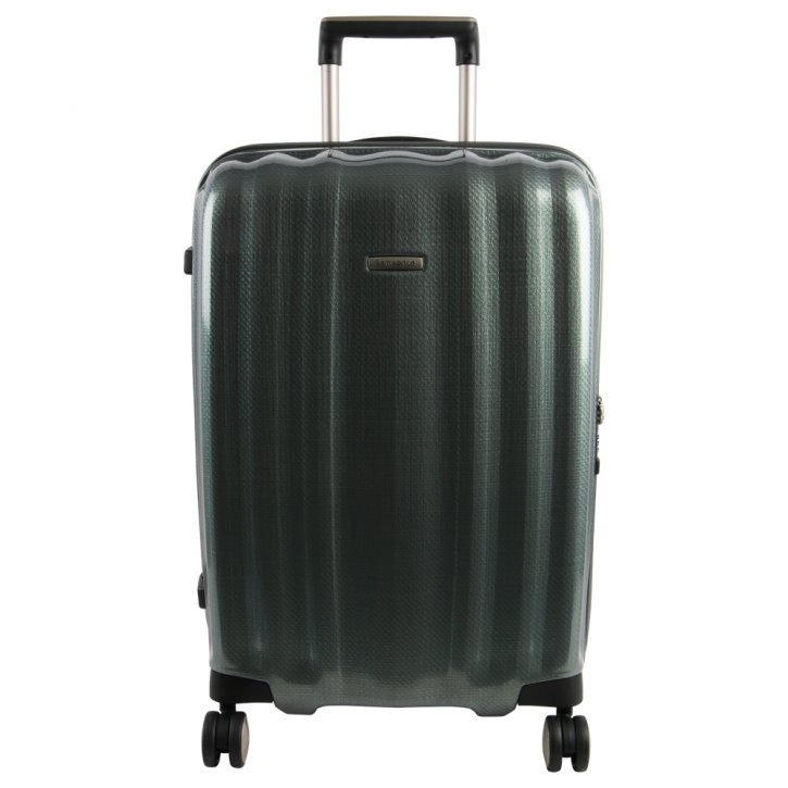 Samsonite LITE CUBE 68/25 metallic green