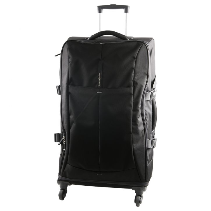 Samsonite 4Mation Duffle 77/28 black/silver