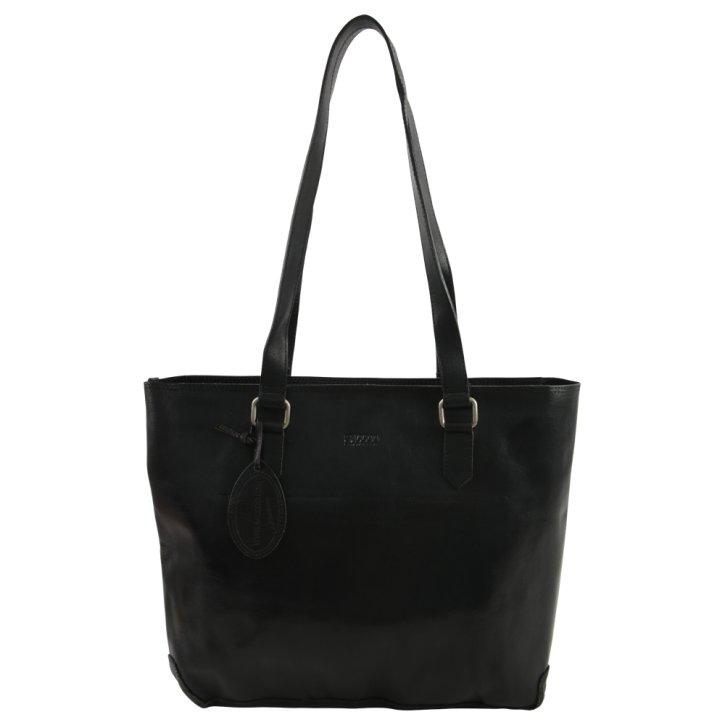 RUBIA Shopper black