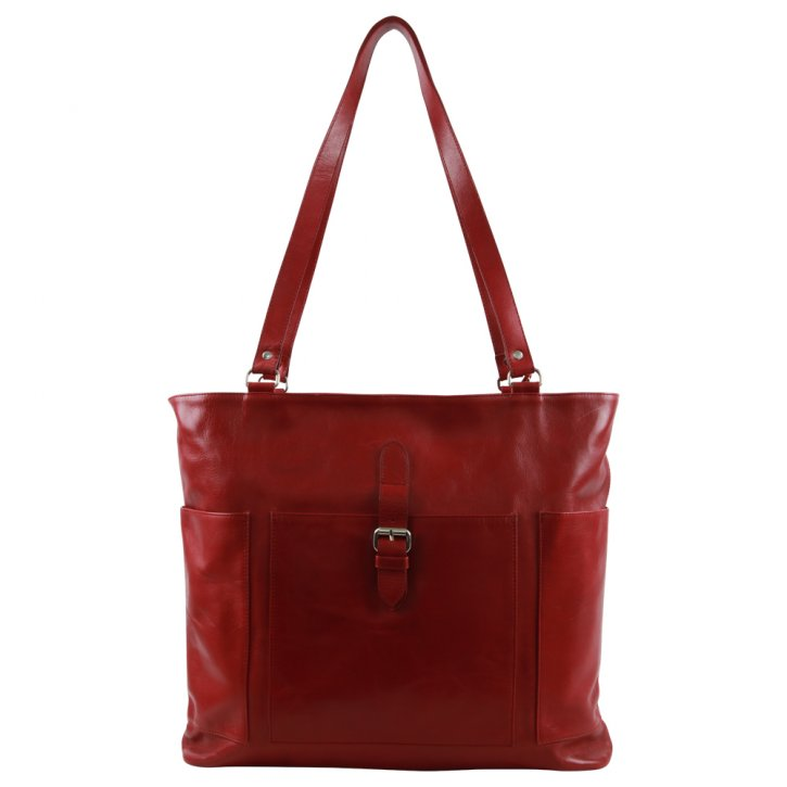Asilo XL-Shopper red