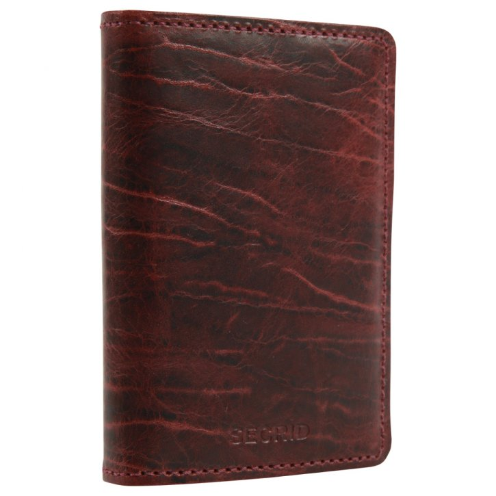 Slimwallet Dutch Martin bordeux