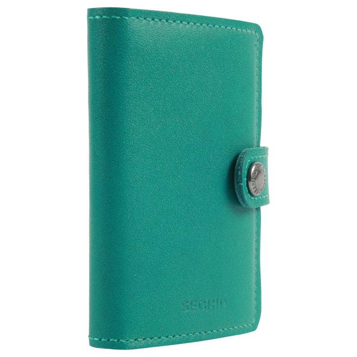 Secrid Miniwallet Original Emerald