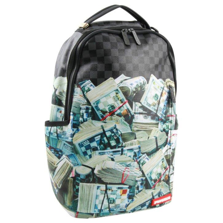 Sprayground Rucksack new money SPRAY-910B2898NSZ