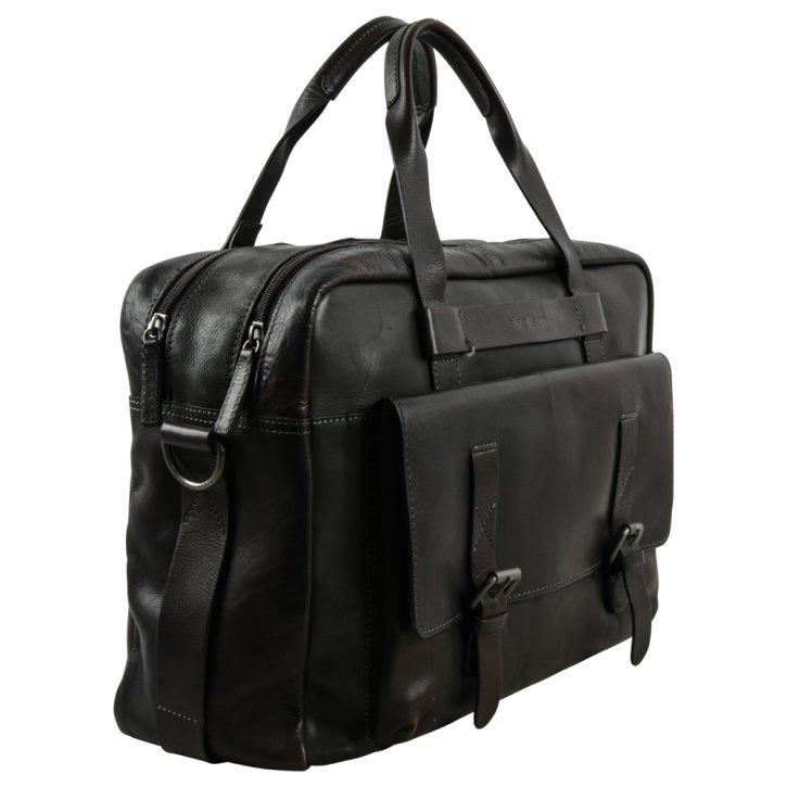 Laptoptasche Business Bag XL dark brown