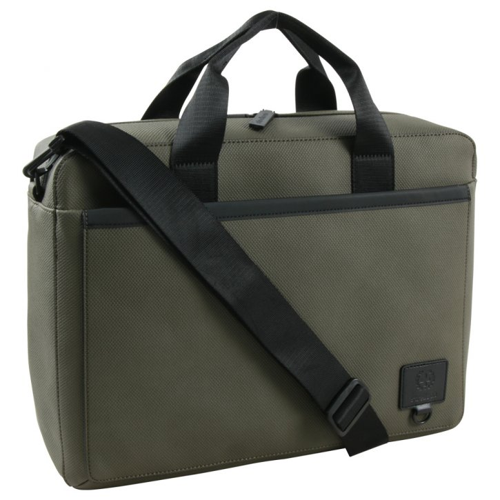 blackhorse briefbag khaki