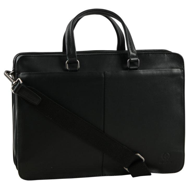 Bakerloo briefbag mhz black