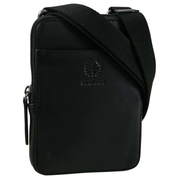 Bakerloo shoulderbag xsvz 1 black