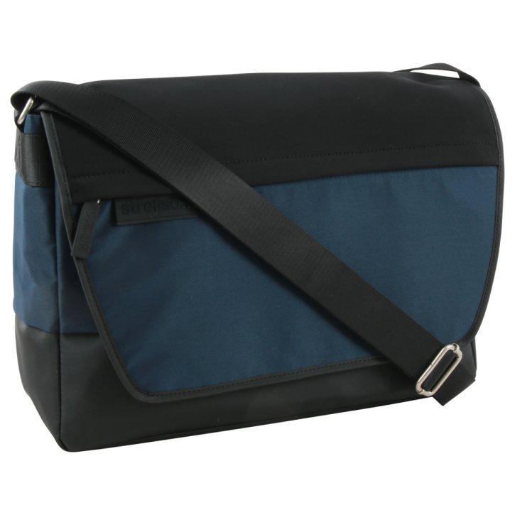 Strellson Royal Oak messenger xlhf dark blue