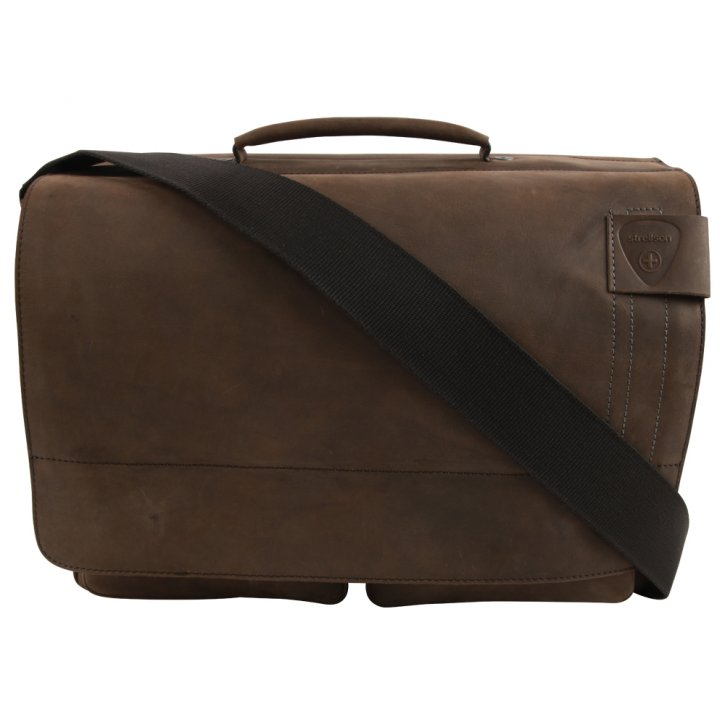 Strellson Business Bag XL mit Laptopfach dark brown