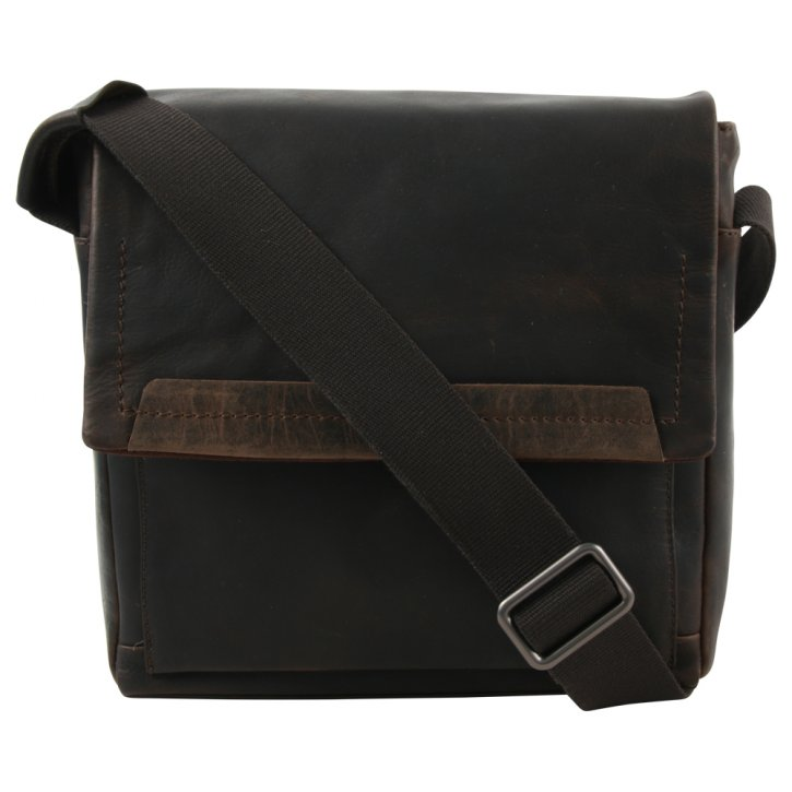 Strellson CAMDEN SVF dark brown Shoulderbag
