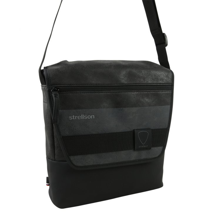 Strellson Finchley dark grey MVF1 shoulderbag