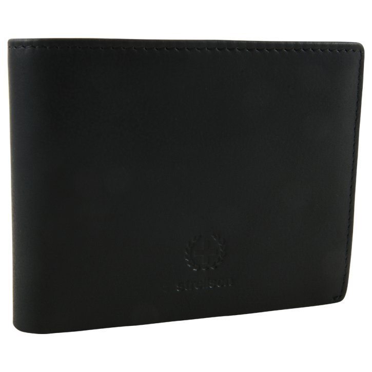 Strellson blackwall billfold h8 black