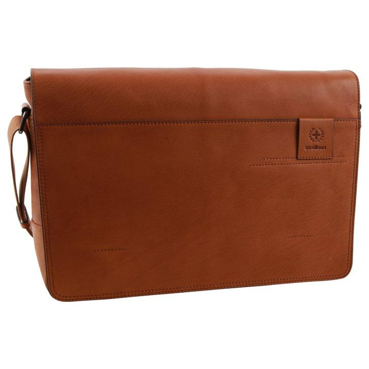 Strellson hyde park Laptoptasche cognac ST-4010002768-703