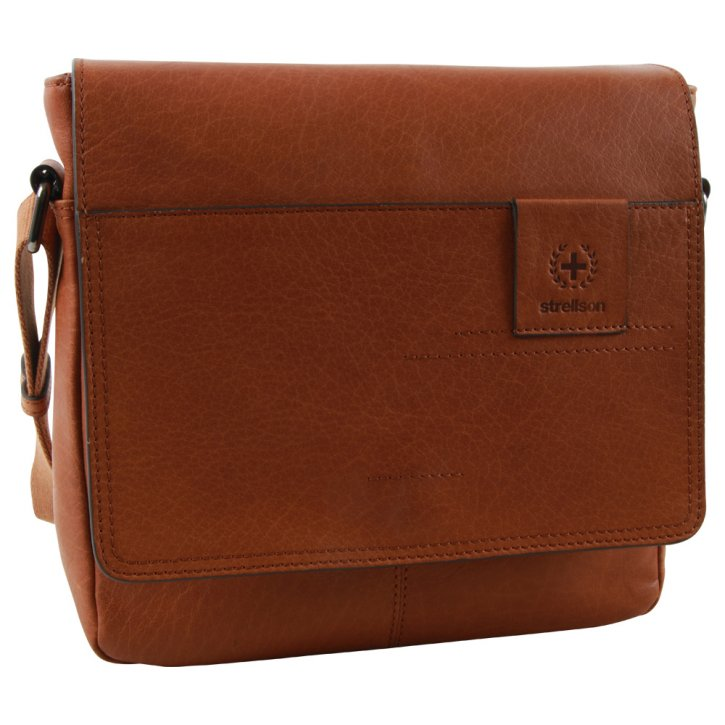 hyde park cognac shoulderbag