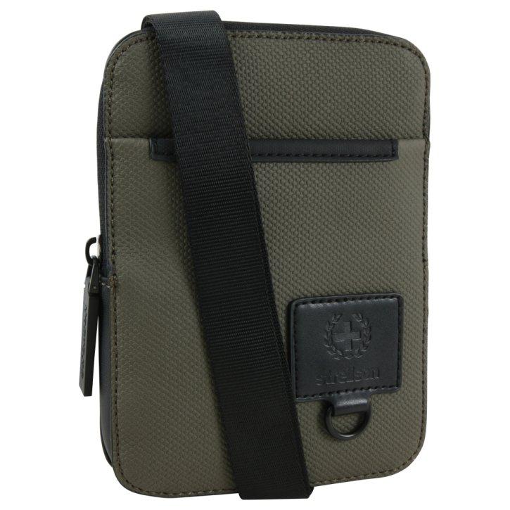 blackhorse shoulderbag khaki