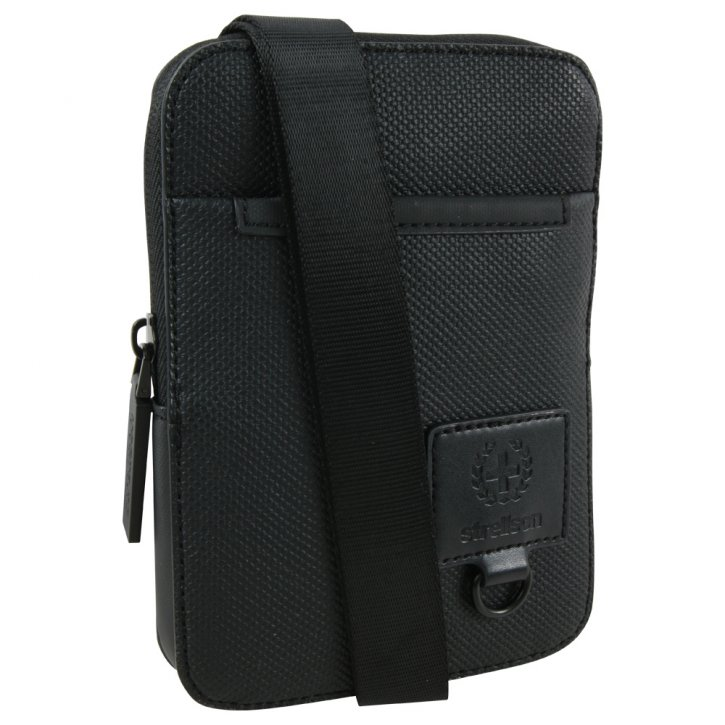 blackhorse shoulderbag black