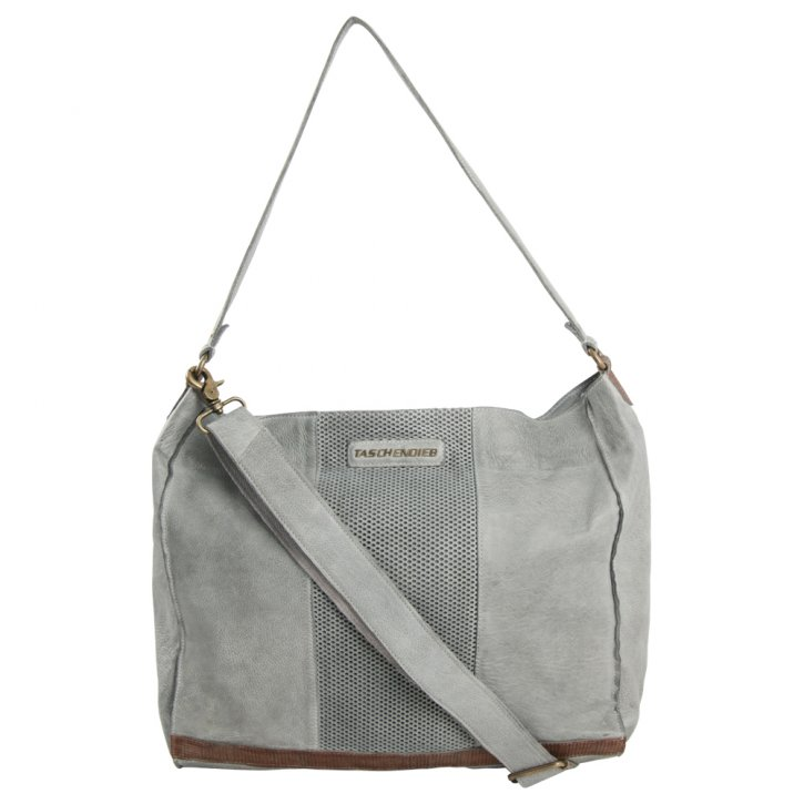 Taschendieb Wien Handtasche light grey TA-TD0217LG