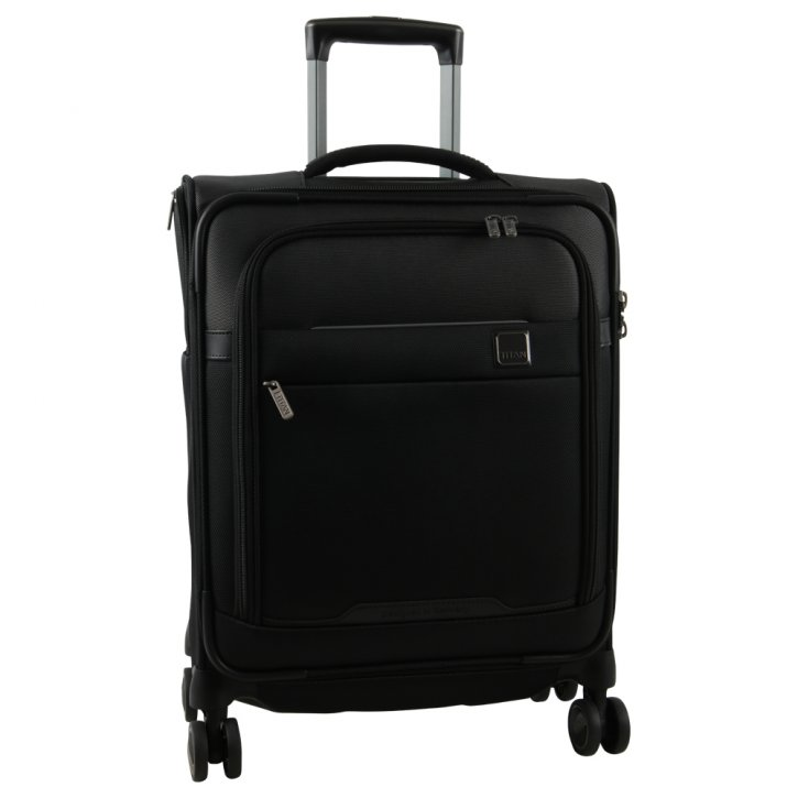 Titan PRIME 4w Trolley S black