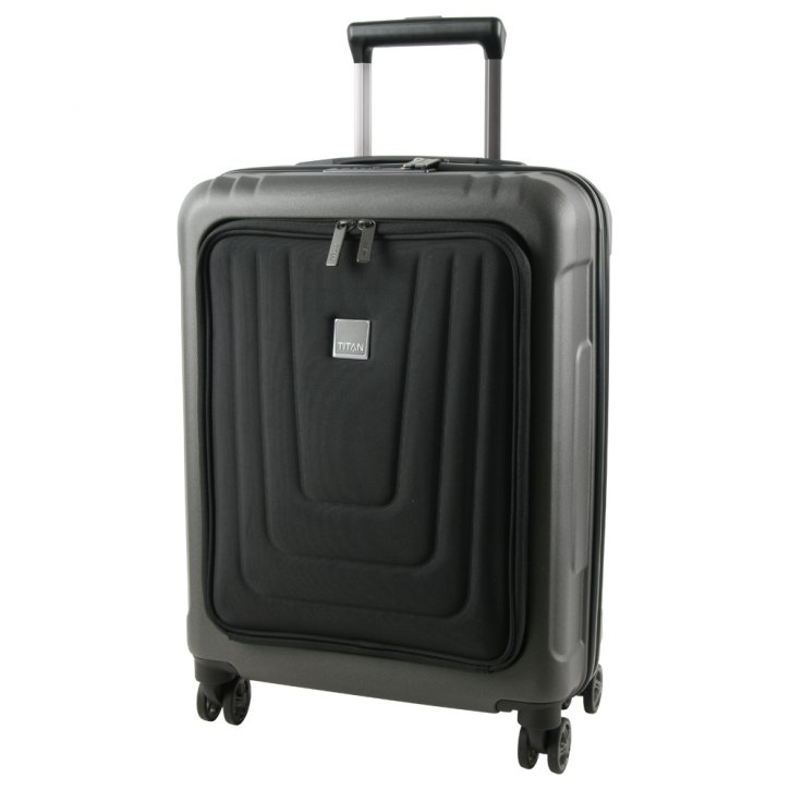 X-Ray 4w S Front-Pocket Trolley atomic steel
