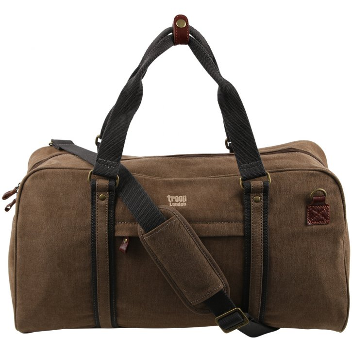 Duffle Bag  Canvas brown