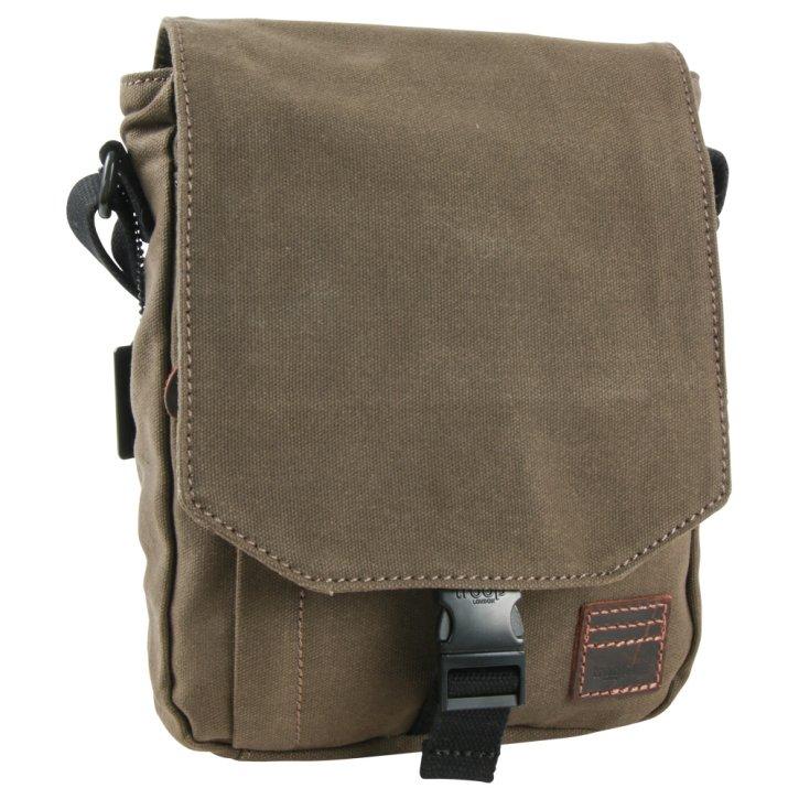 Shoulder bag olive