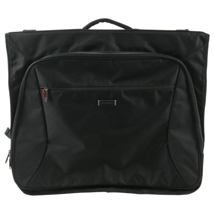 MOBILE CLASSIC  Kleidersack schwarz