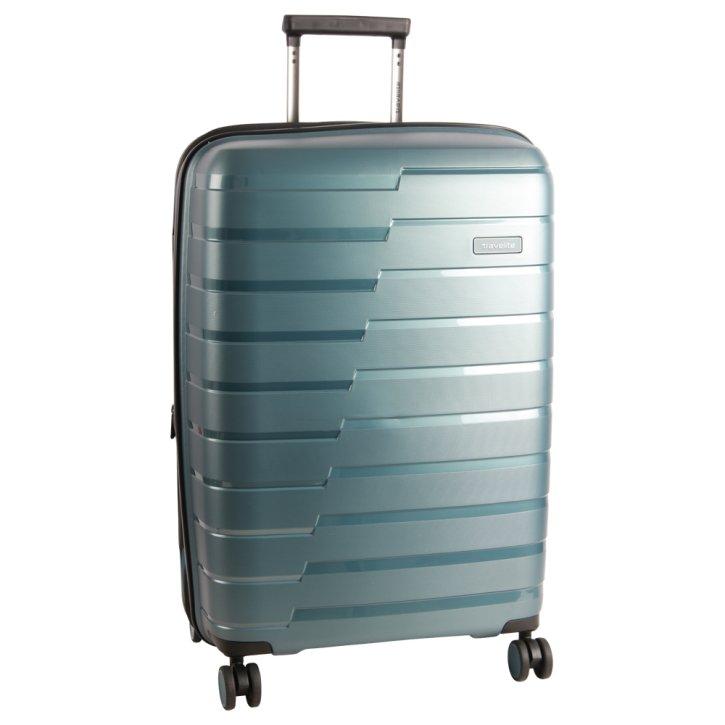 Travelite Air Base 4w M eisblau Trolley