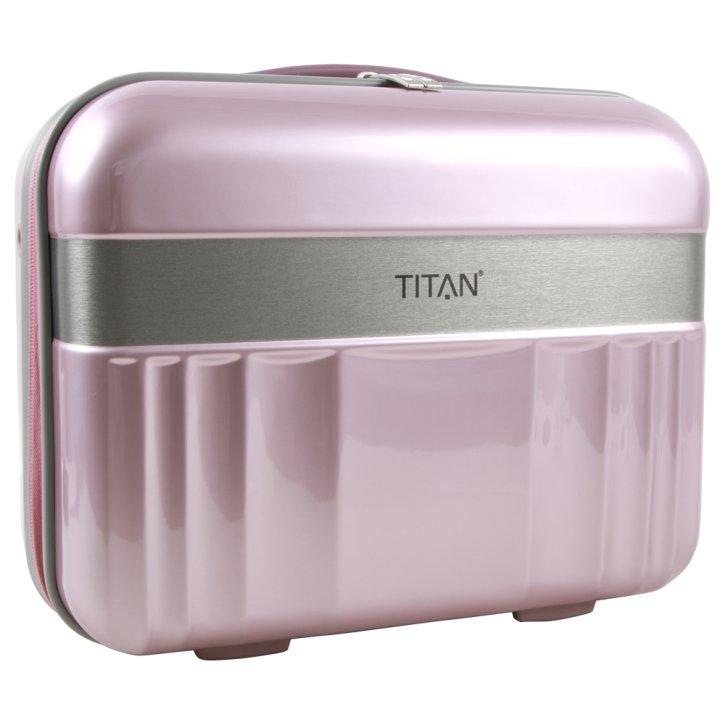Titan SPOTLIGHT FLASH Beautycase wild rose